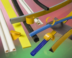 Adhesive Backed Silicone Rubber Sheet, gaskets and Profiles