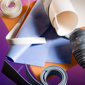 Silicone Rubber Sheeting & Strip